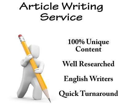 Write per Unique Article writing per week