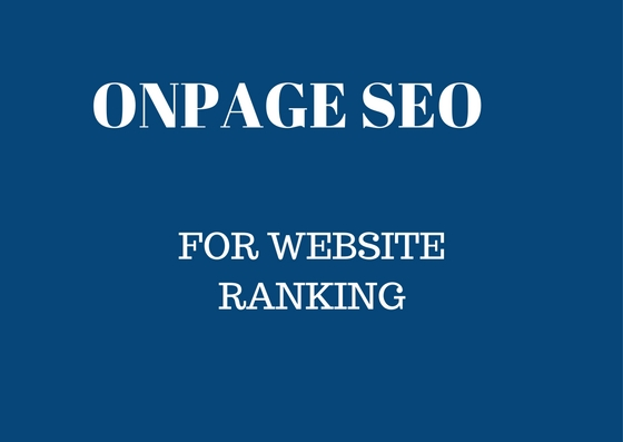 High Quality On Page SEO Service For Wordpress