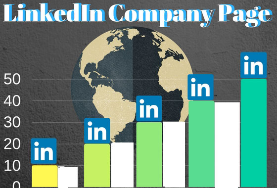 Create professional LinkedIn company page