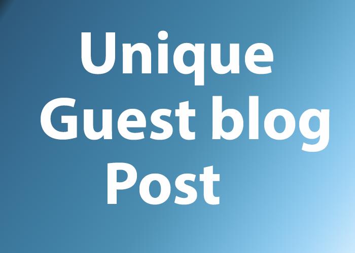5 Unique guest blog post DA20-30 TF20-26