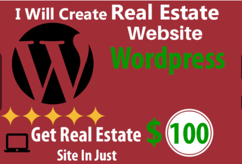 Create Your Real Estate WebSite