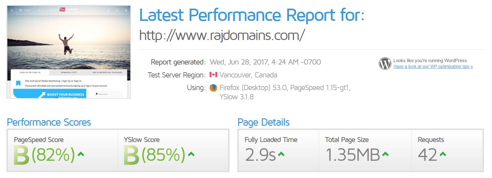 Wordpress Page Speed Optimization - 80+ Speed score or Refund!