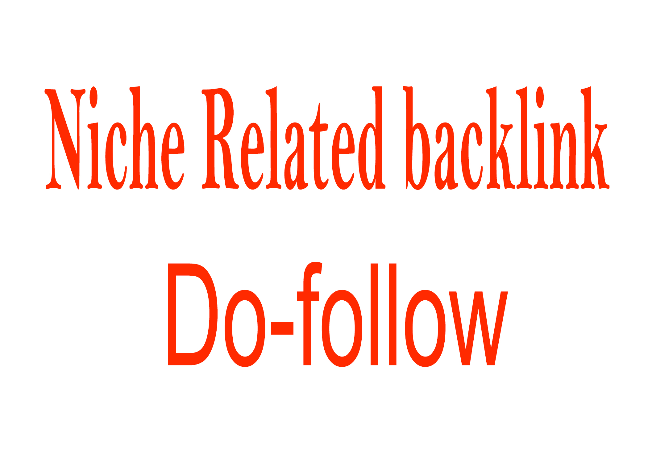 Write and Publish Guest Post On my Niche Related Blog With Dofollow Link