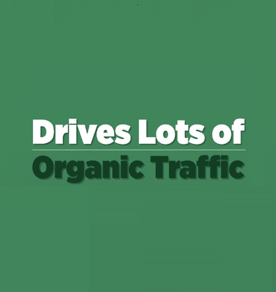 Unlimited Organic Website Traffic For 30 Days