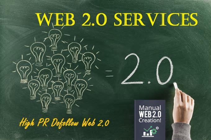 Web 2.0 Creation Service: 3 High PR Blogs with 1 Unique Article