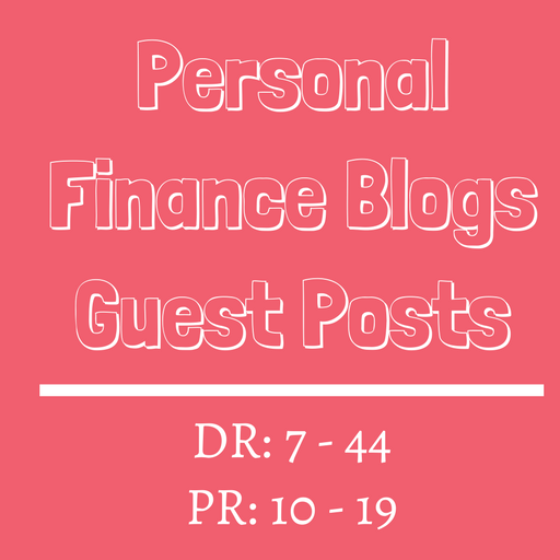 Guest Post on Personal Finance Blogs