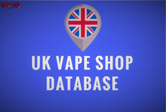 Send You A List Of UK Vape Shop Contact Leads Plus Bonus Updated June 2017