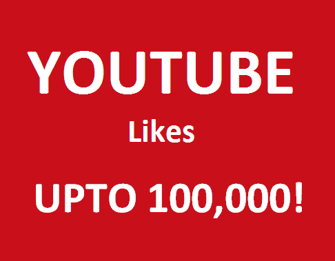 Get Instant 10000 Youtube Likes on Video