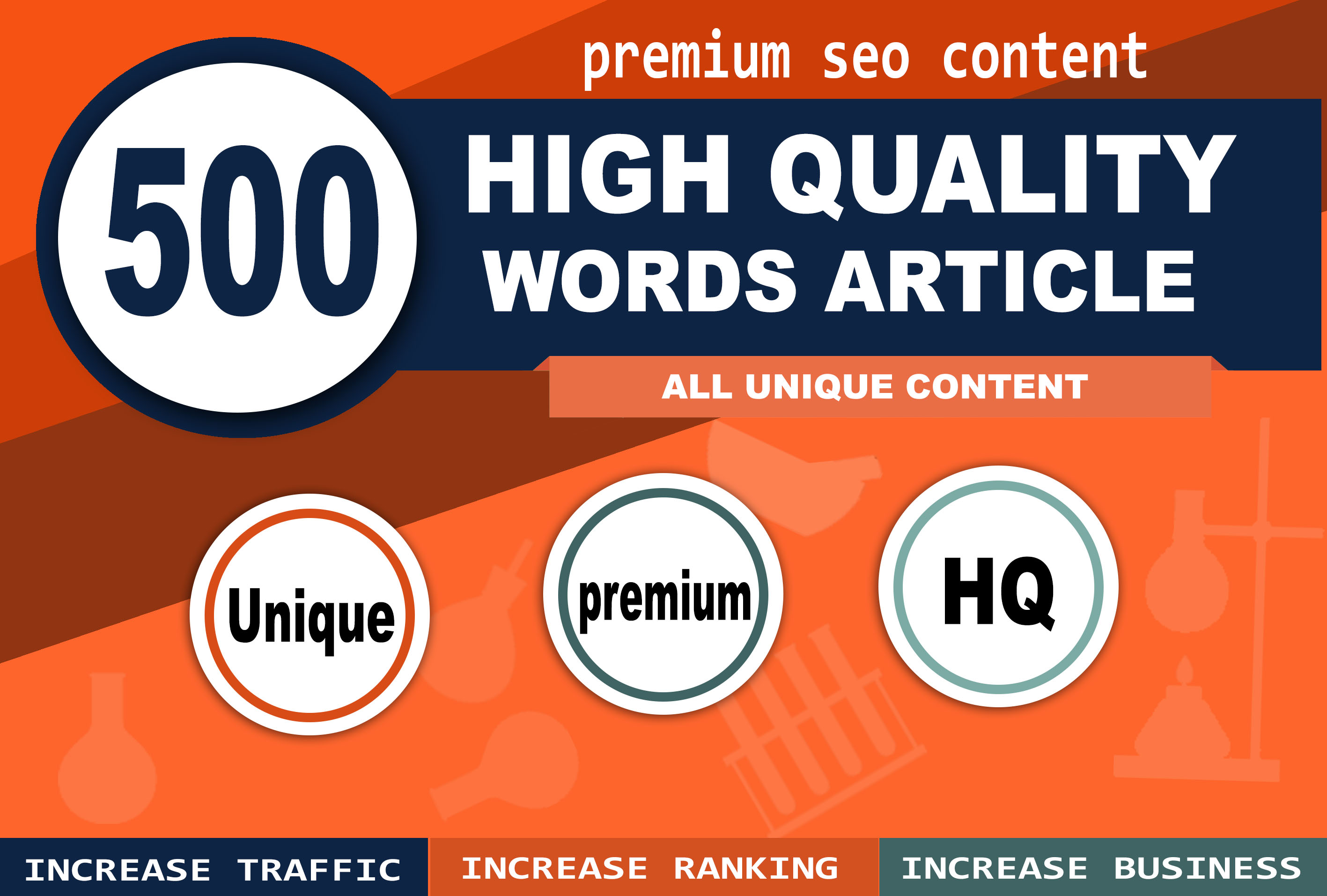 500 words SEO Article writing