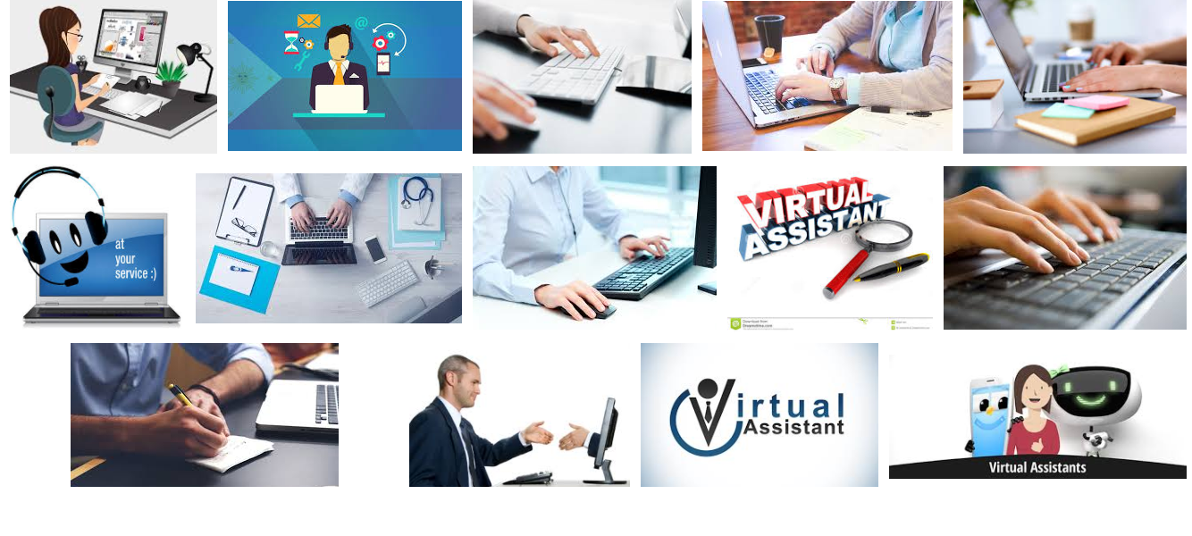 1 hour virtual Assistant work for you