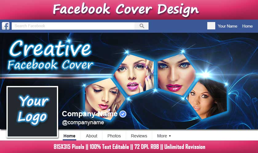 Create Facebook Fan Page and Design Your Cover Page with Professional Looking