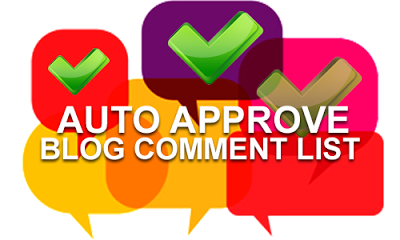 Auto Approve List of AA Blogs + Edu + DoFollow + GOV + WP Ping List
