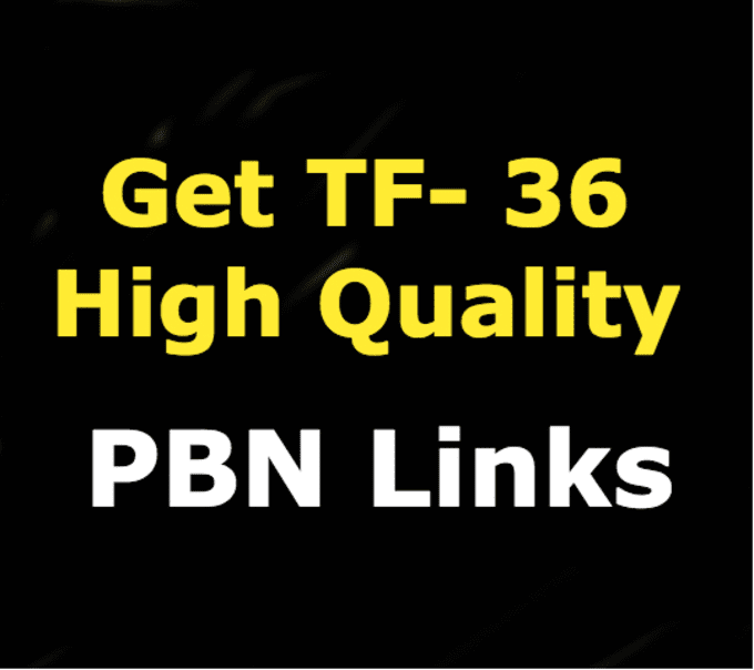 make 50 Permanent PBN Posts on High Trust domains