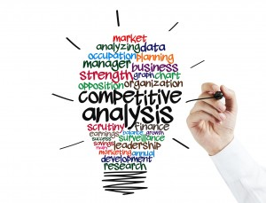 Do Professional Competitor Analysis Manually