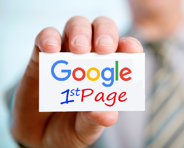Gauranteed Google 1st page ranking service