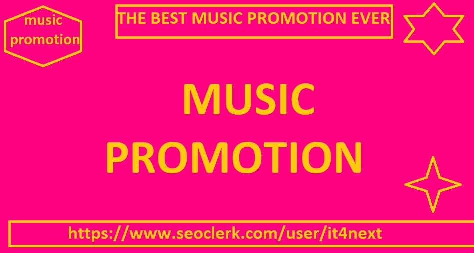 GET music promotion 150k PLAAYS + 1000 LlKES + 200 ReEPOsST + 200 COMMENTS