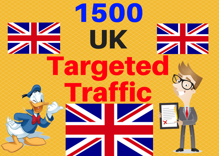 7500 UK TARGETED traffic to your web or blog site. Get Adsense safe and get Good Alexa rank