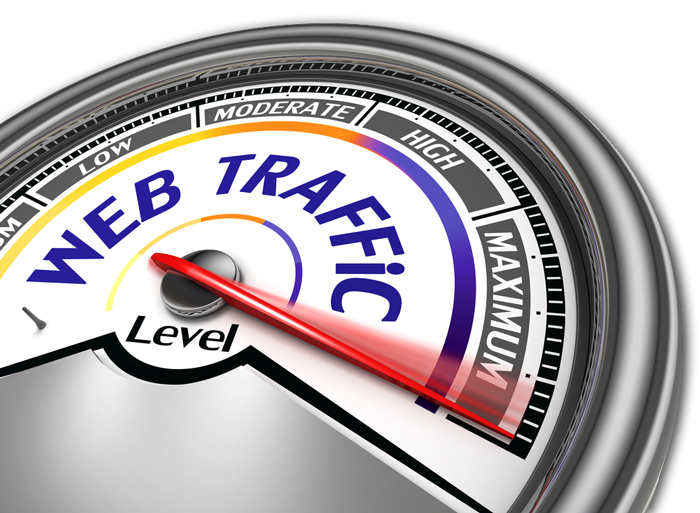 Get thousands of  traffic  on your Website in 4 days.