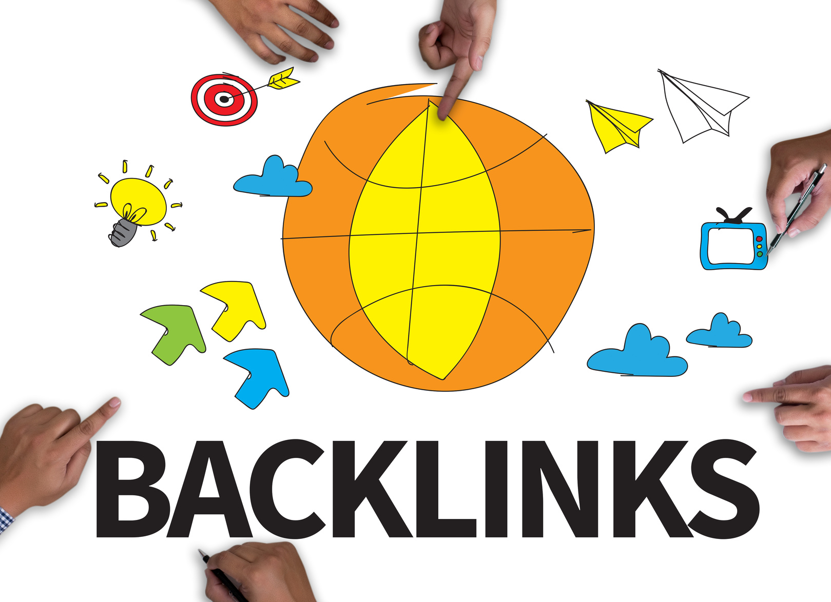 Get Manually 50++ Backlink SEO for your website Once a week