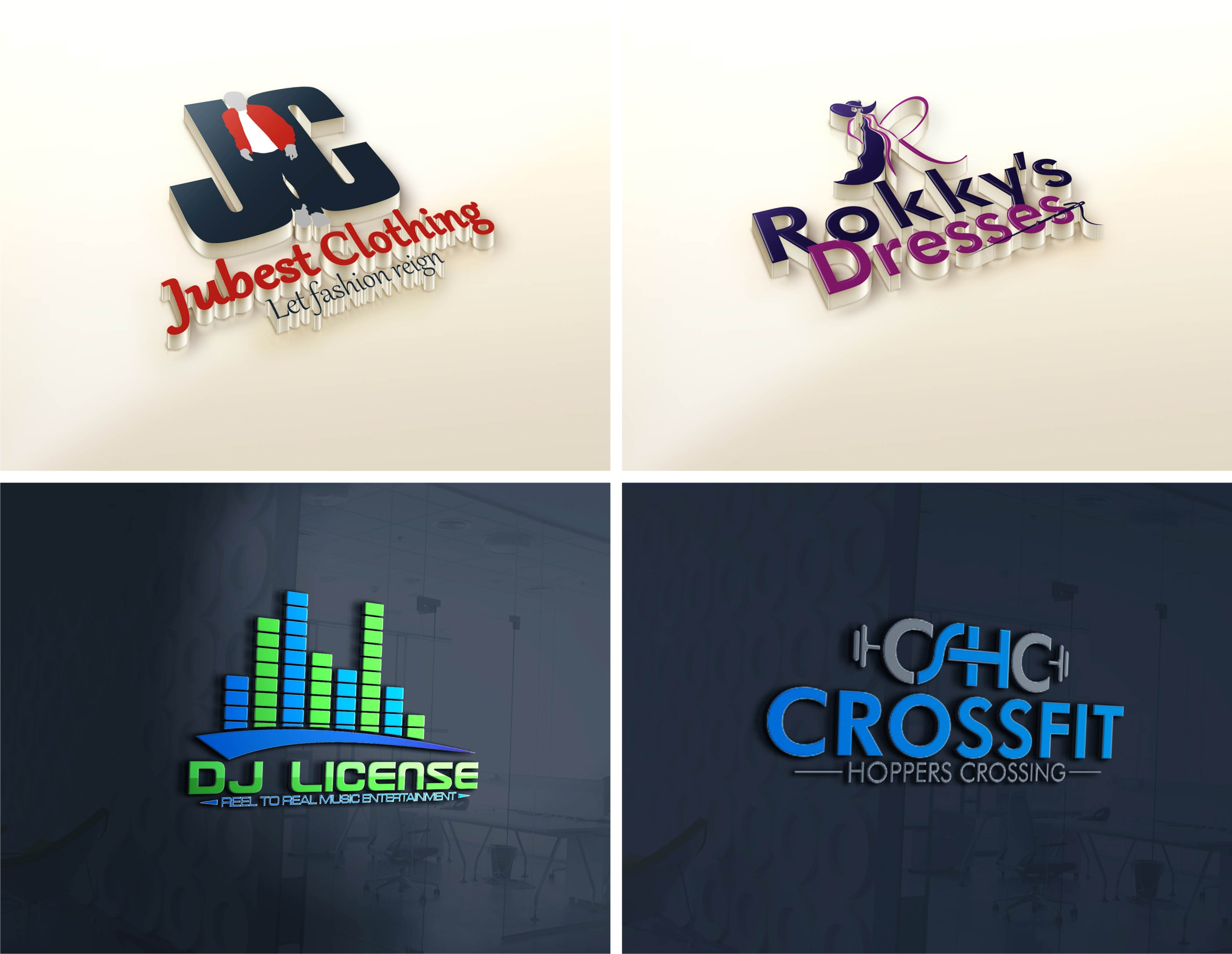 Design Eye-catching professional logo design