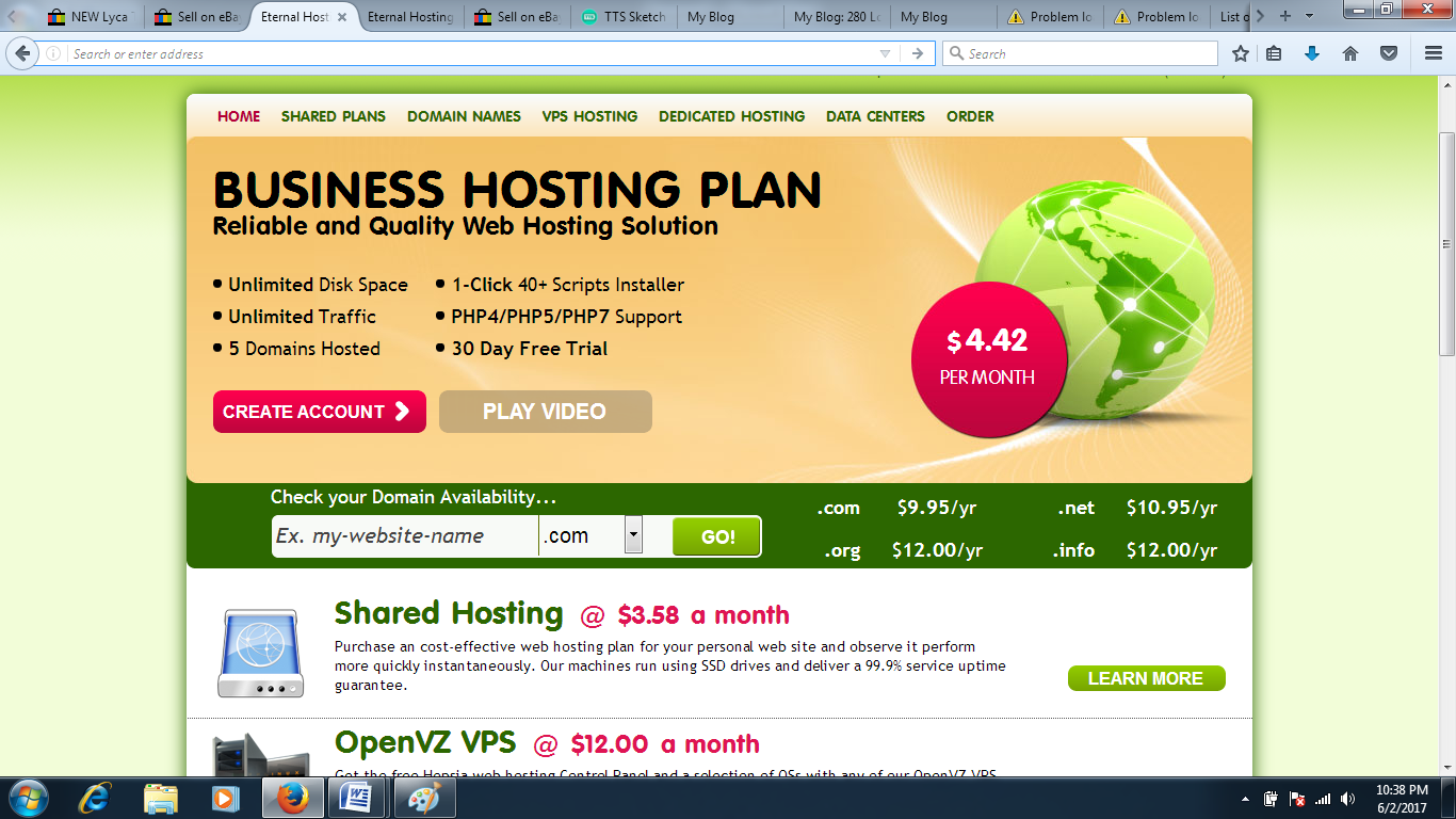 UNLIMITED FREE Reseller Hosting website domains servers business unlimted cpanel