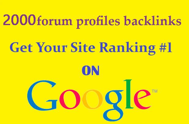 2000 forum profiles backlinks