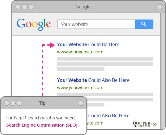 Rank Your Website At First Page Of Google