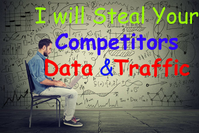 I'll do Competitor Analysis And Reveal Secret Data