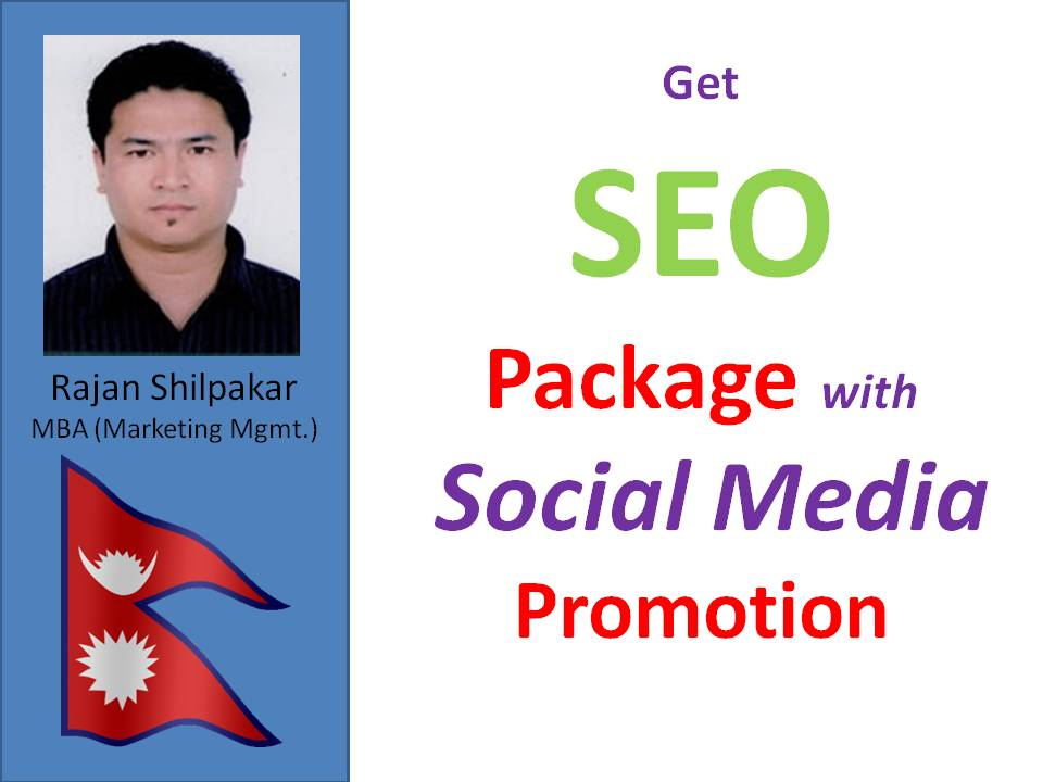 Premium SEO Package to boost your ranking with Social Media Promotion