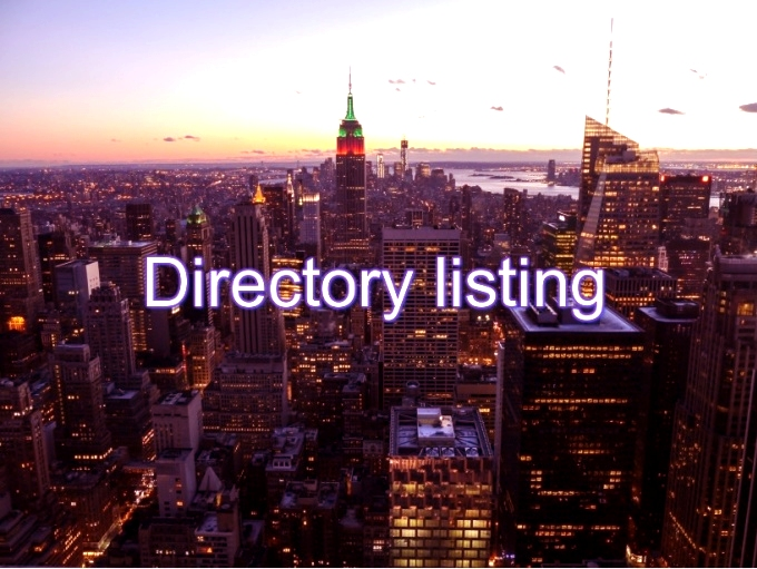 Add your website/blog to Directory32