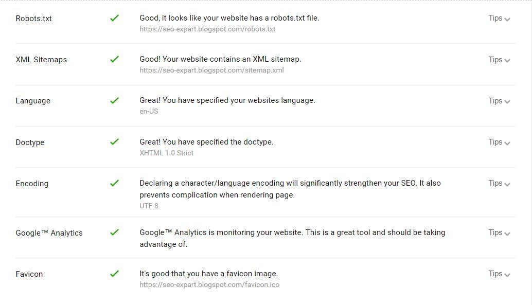 I do Effective Webpage optimization