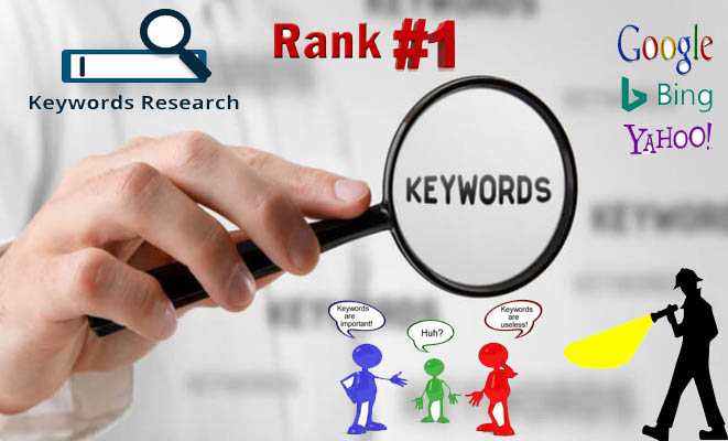 Expose the best SEO keyword research 5