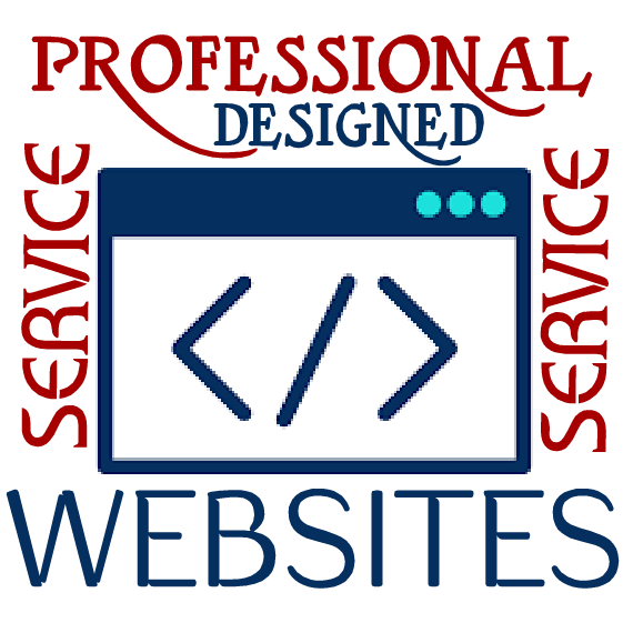 I will build two professional designed websites with content