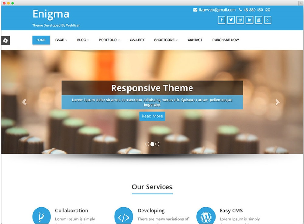 Full Themes and WordPress plugins on Mythemeshop