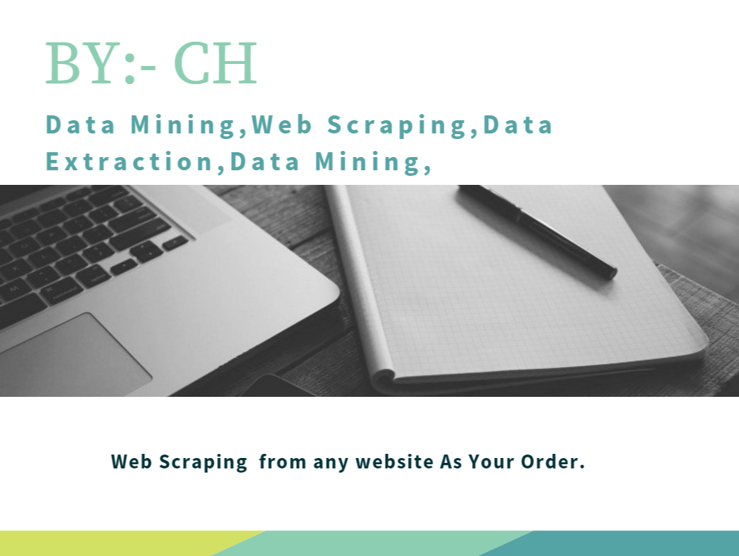Web Scraping Data Extraction