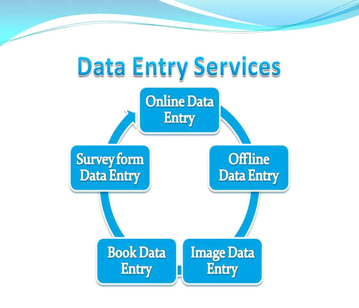 Any kind of data entry work I will do for you just 10 page for
