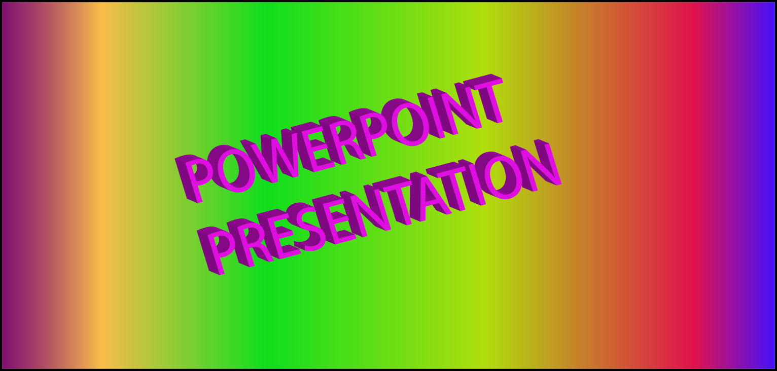 50 Powerpoint dinamic and beautifull slide within 24 hours