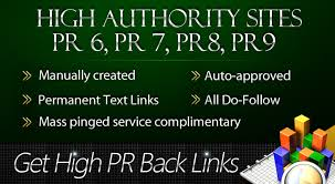 Do 50 SEO Backlinks On High Pr site To Rank You First On Google
