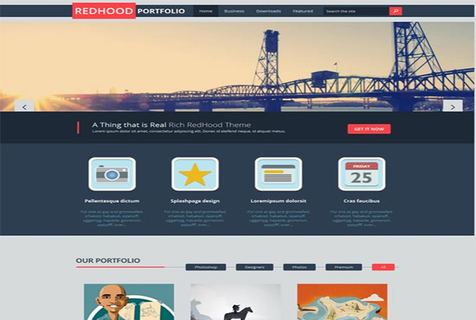 I will design an awesome Blogger website