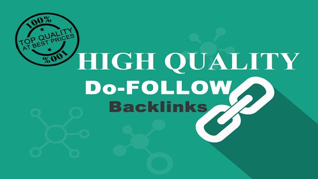 Give You 100+ High Quality Off Page Backlinks