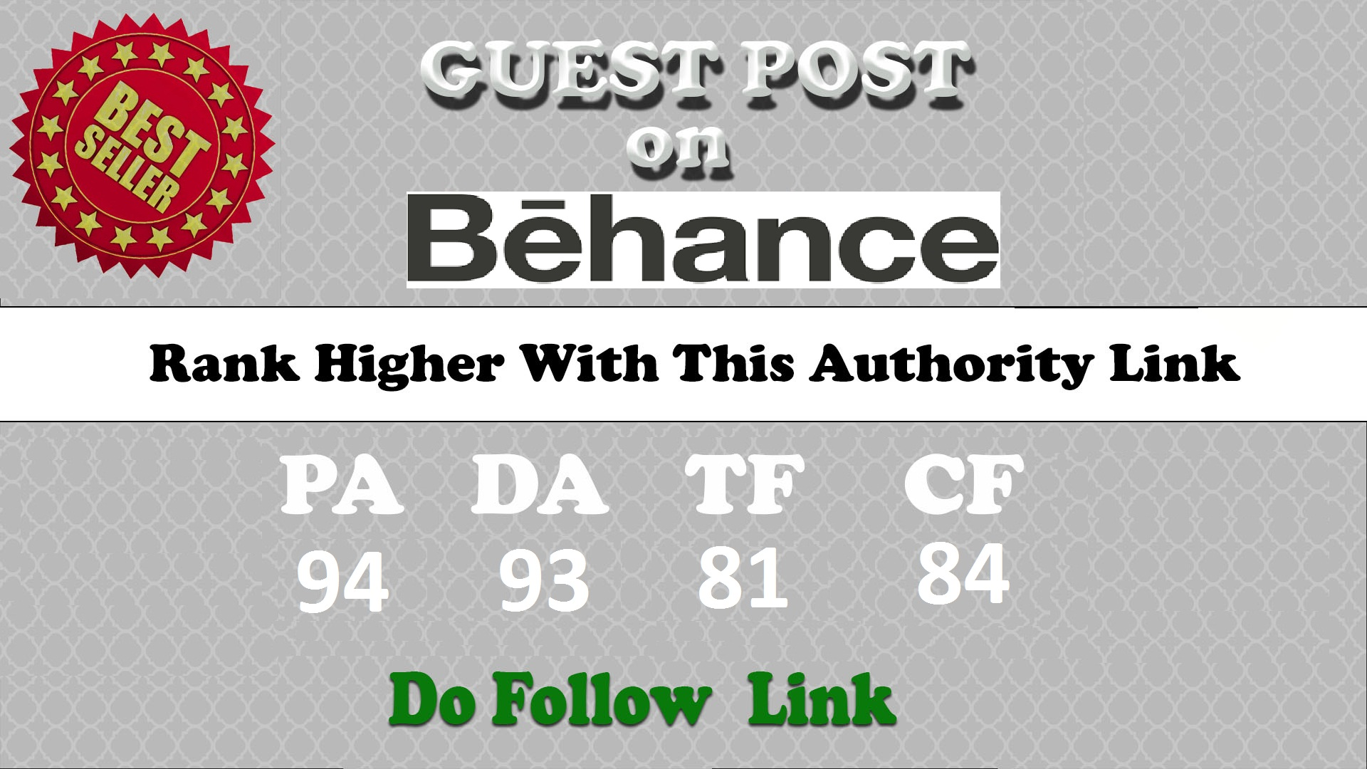 Will Write and Publish a Guest Post on Behance. Net with dofollow Backlink