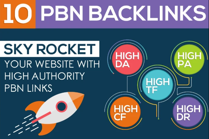 Do 10 Permanent Pbn Links,  High authority Da 25+ Contextual Backlinks