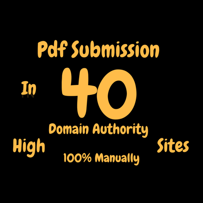Best PDF submission 40 document sharing sites