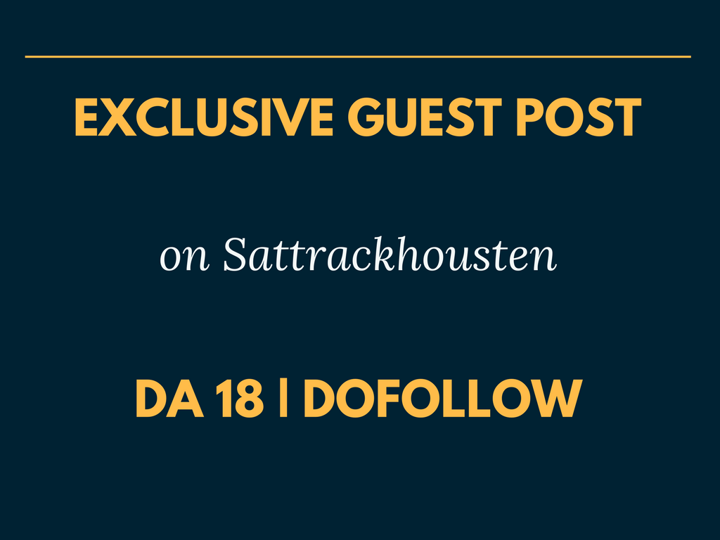 Publish Guest Post on Blog Magazin DA 18 Dofollow