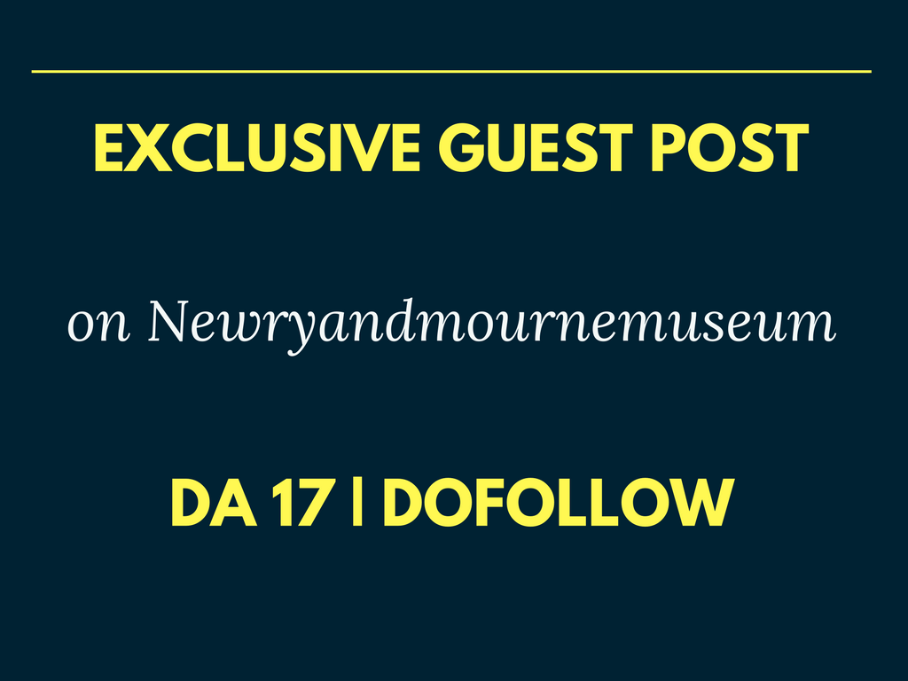 Publish Guest Post on News Blog DA 17 Dofollow