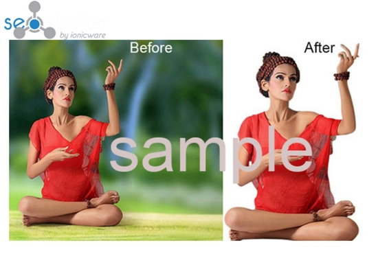 20 image Background Remove only for 5