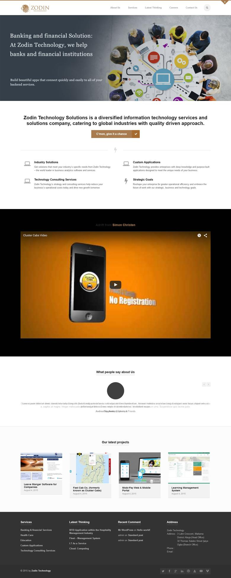 Make A Beautiful Responsive Mobile Landing Page