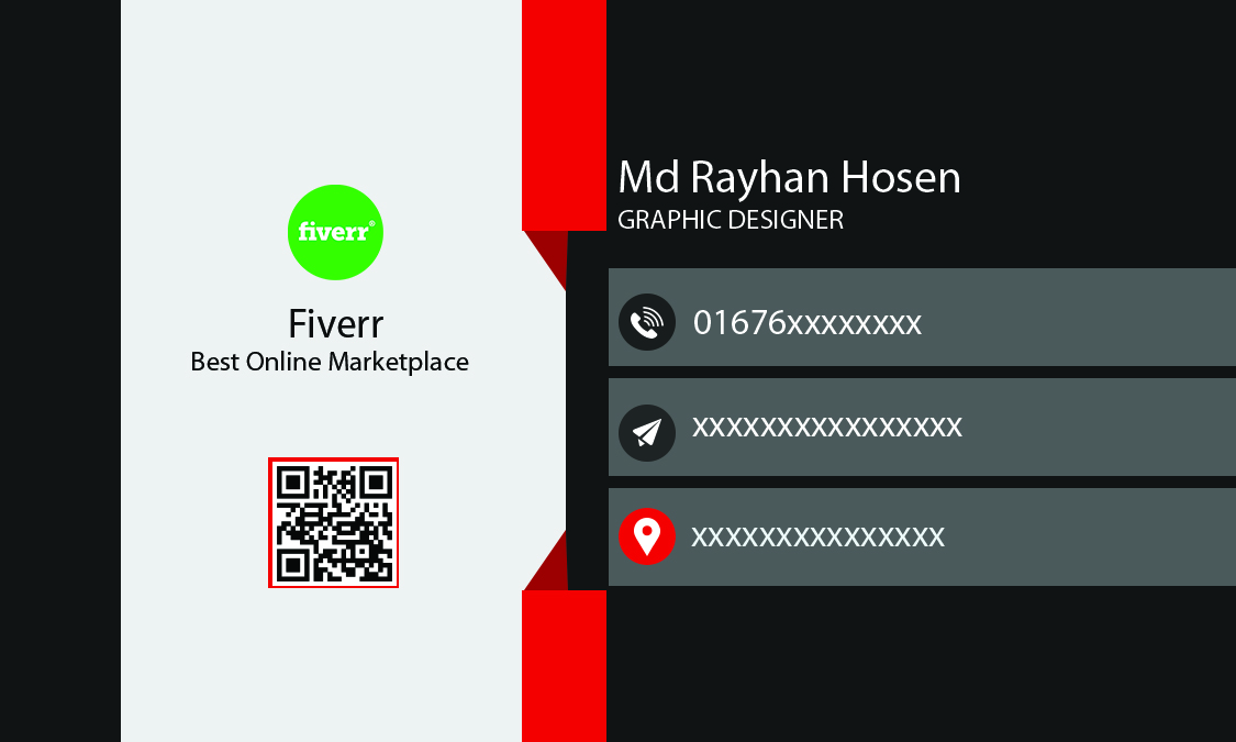 I will design unique business card and id card for $5 - SEOClerks