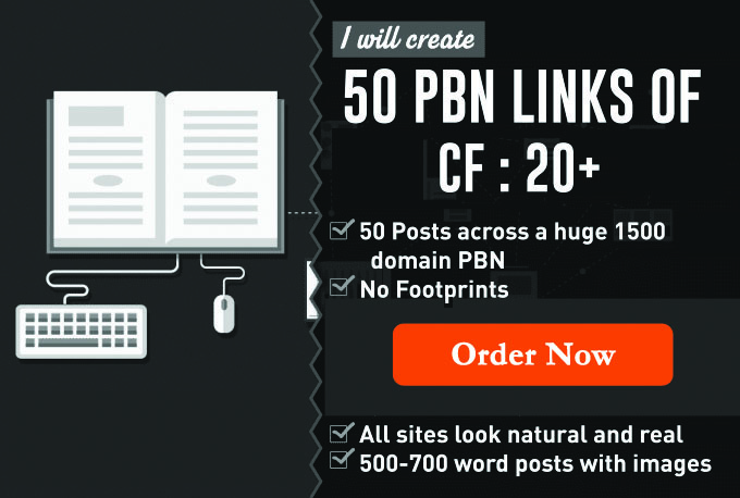 24 Strong High Quality PBN Backlinks