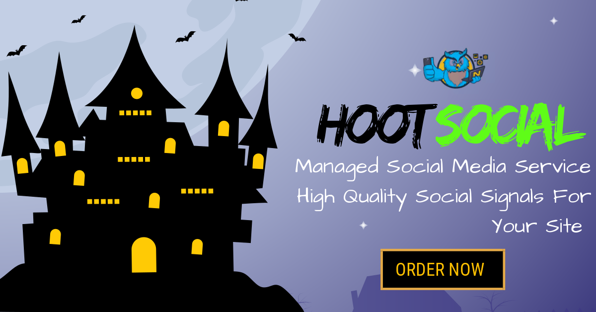 HOOT Social - The Highest Quality Social Signals and Promotion In Different Niches with Established Audience